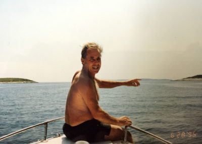 Captain Bob - Croatia