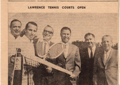Lawrence Tennis 1966