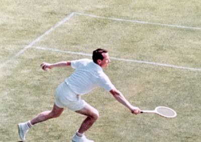 Sports Illustrated 1965 - Slice Backhand